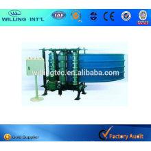 Precio manual barra de doblar la máquina chuna oro vendedor