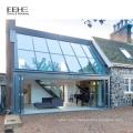 UV Protection Aluminum Frame Glass Garden House Sunroom