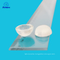 Material glass Diameter 0.65mm to 200mm half ball lens