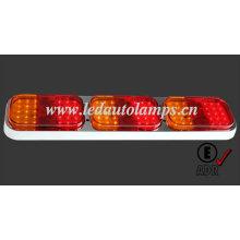 Задние комбинированные светодиодные фонари для грузовиков
