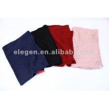 ELEGENT 100% ACRÍLICO KNITTED GARMENT DYED SCARF