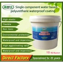 Single Component Polyurethane Bituminous Waterproofing Coating
