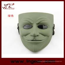 V militar asesino película máscara táctica máscara para Airsoft por mayor