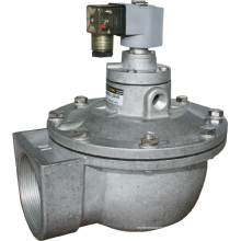 Válvula pneumática de pulso