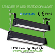 led lineal de luz SNC producto ip66 100watts luminaria industrial