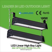 линейный продукта света Сид СНС защиты IP66 100 ватт промышленный светильник