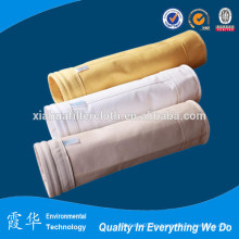 Filtros de bolsas FMS para polvo de cemento