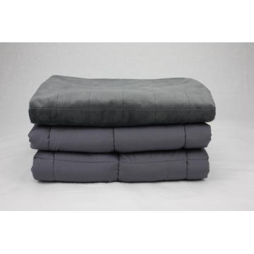 Soft Filling Weighted Blanket Set