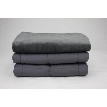 Conjunto de manta ponderada de relleno suave