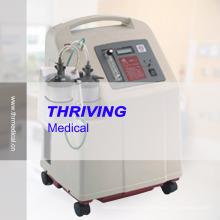 Concentrateur d'oxygène médical à double flux (THR-OC7F5-DF)