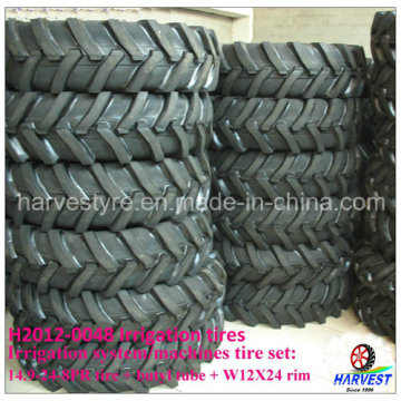 Strong R-1 Pattern Farm Tyres for Irrigation Machine