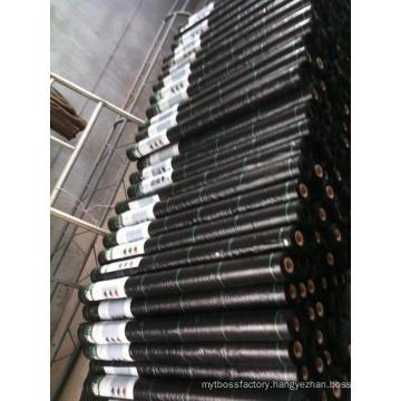 Black PP Geotextile Roll