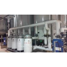 Máquina da planta do fracionamento do óleo de palma do preço de fábrica com alta qualidade