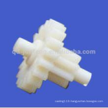 Customized precision small plastic gears