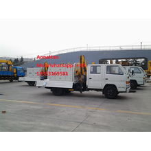 Carro Sinotruk Mobile Car Workshop