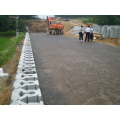 ถักด้วย Geotextile Geocomposite