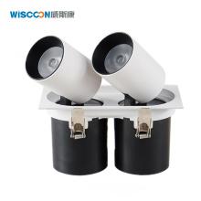 LED Downlight double head 12w 20w  24w 40w