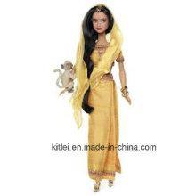 Muñeca caliente de la manera de la India de la venta para los cabritos
