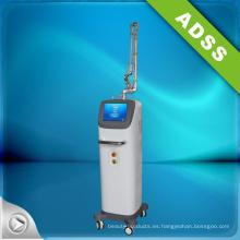 Láser médico laser de CO2 Fracción de láser Equipo de Salón de Belleza