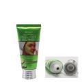 подгонянный 50мл косметический упаковывать пробки алюминиевая пластичная тубусом для маски