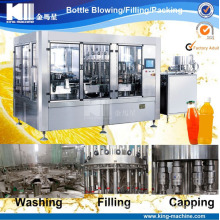 Glass Bottle Juice Production Line / Making Machine
