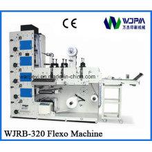 Grafik der Flexo-Druckmaschinen (WJRB320)