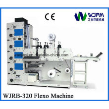 Machines d'impression Flexo graphique (WJRB320)