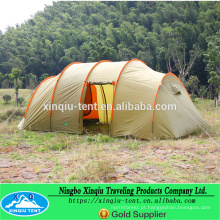 3-4 Perseon dupla camada barraca de acampamento ao ar livre do túnel