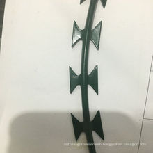 PVC Coated Military Concertina Wire for Sale