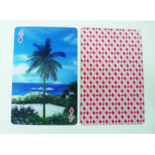 Wholesale Plastic 3D Lenticular Playing Cards