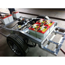 3kw Pure electric custom body cart body kits