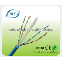 High speed of Cat6 ethernet wiring cable 4 pair