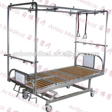 Hospital orthopedic four cranks traction Bed