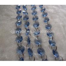 Cuentas de cristal colorido, cuentas de cristal octogonal