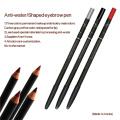 Permanen Makeup Kit Waterproof Eyebrow Pencil