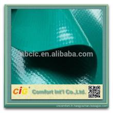 bâche transparente de tissu/pvc bâche PVC bâche/pvc