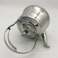 atacado mais barato 2L chaleira de água quente de aço inoxidável para aparelho de cozinha
