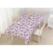 Couverture de table carrée en tissu de table de banquet résistant à l'huile