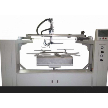 Kitchen Cabinet 5 Axis Painting Machine