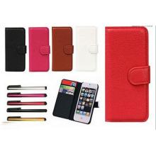 Новый комплект для бумажника для iPhone5 5s (MU8732)