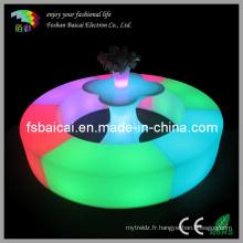 Mobilier de fête LED