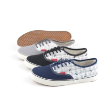 Men Shoes Leisure Comfort Men Canvas Shoes Snc-0215090