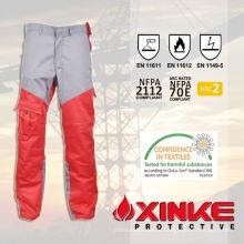 китайский фр непромокаемые брюки для области безопасности