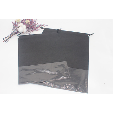 Pochette horizontale de paquet de tissu non-tissé