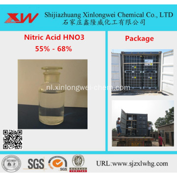 HNO3 Tech Grade Nitric Acid 65 68
