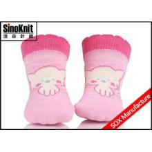 Gerber Pink Infant Cute Cartoon Baby Boy Socks / Baby Girl
