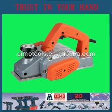 electric planer use