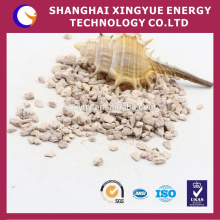 Strong ion exchange capacity zeolite sand with various size
