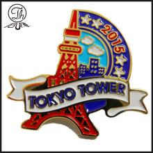 Giappone Tokyo Tower emblema badge
