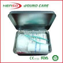 HENSO Сильная металлическая коробка для первой помощи